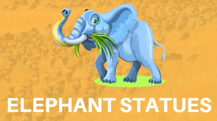 ELEPHANT STATUES PIC